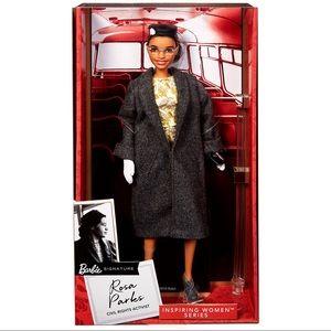 🎉2XHOSTPICK🎉Rosa Parks Barbie Inspire Women Doll